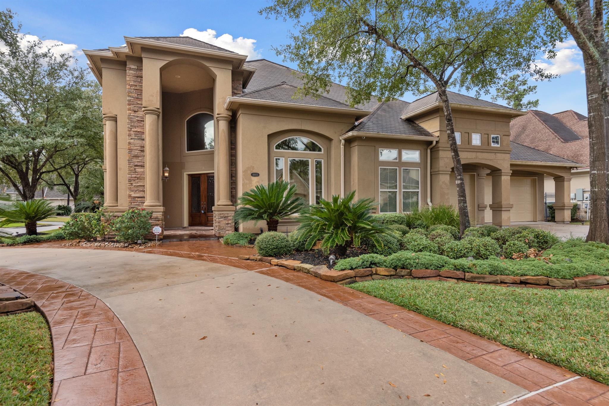 16603 Big Creek Falls Court Property Photo - Spring, TX real estate listing