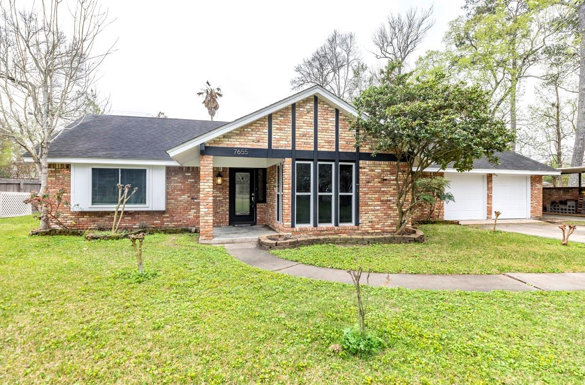 7655 Coburn Drive Property Photo - Beaumont, TX real estate listing