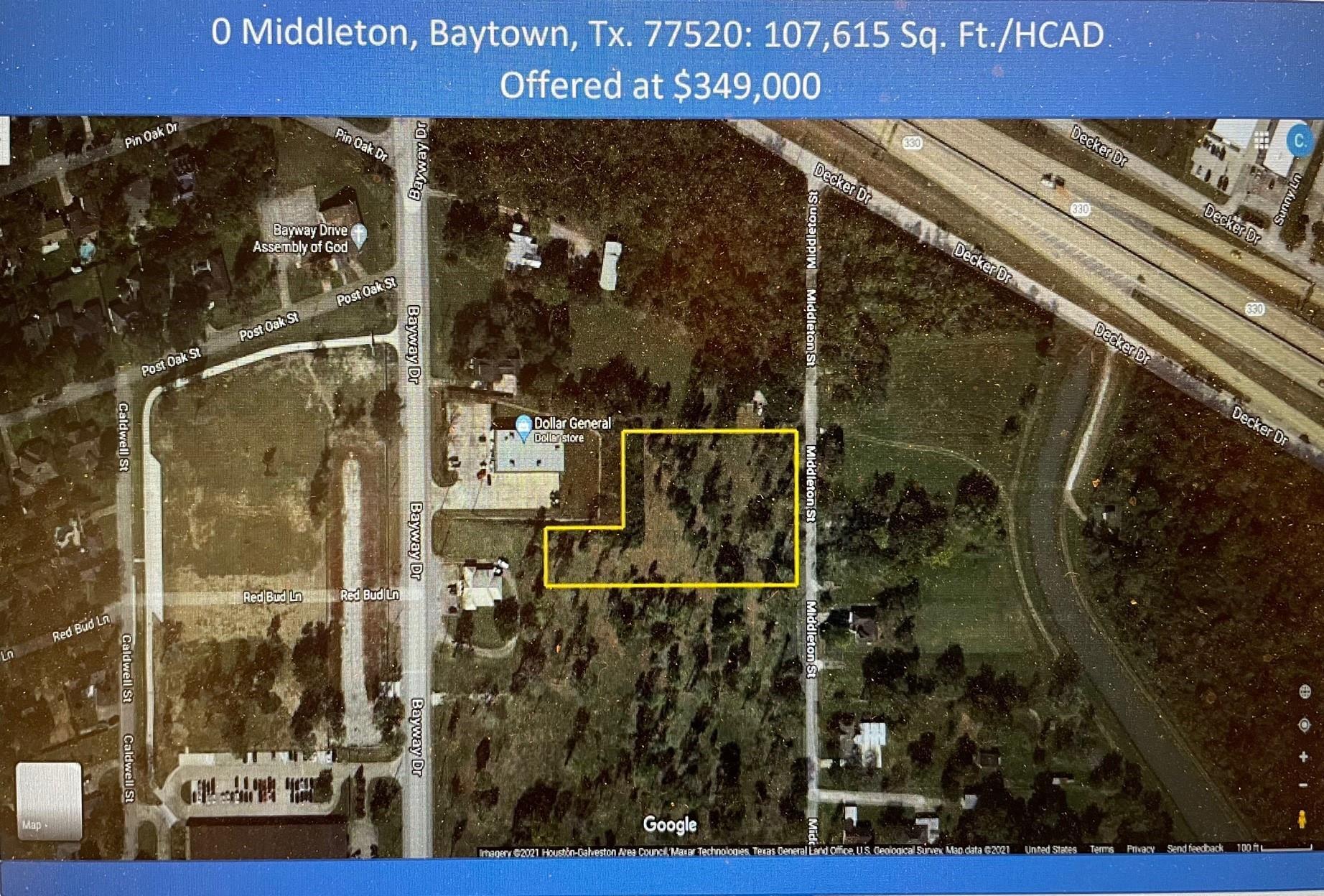 000 Middleton Road Property Photo