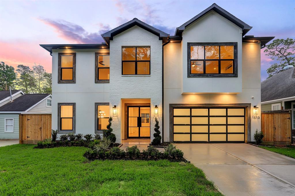 1513 Althea Drive, Houston, TX 77018 - Houston, TX real estate listing