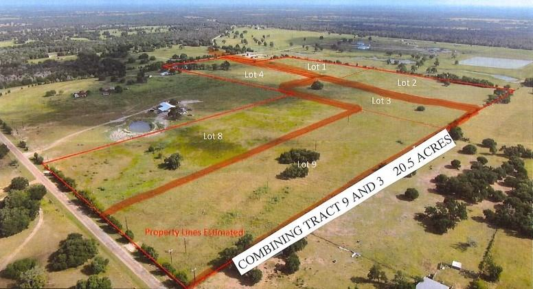 Tract 9 & 3 Goehring Rd, Ledbetter, TX 78946 - Ledbetter, TX real estate listing