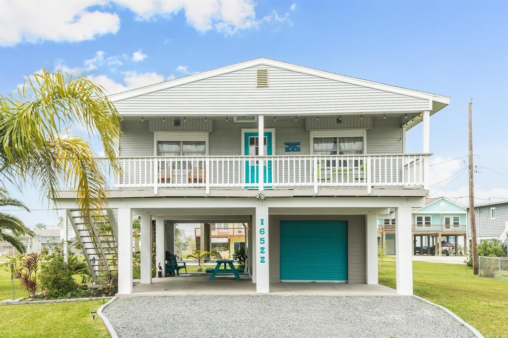 16522 Jean Lafitte Road, Jamaica Beach, TX 77554 - Jamaica Beach, TX real estate listing