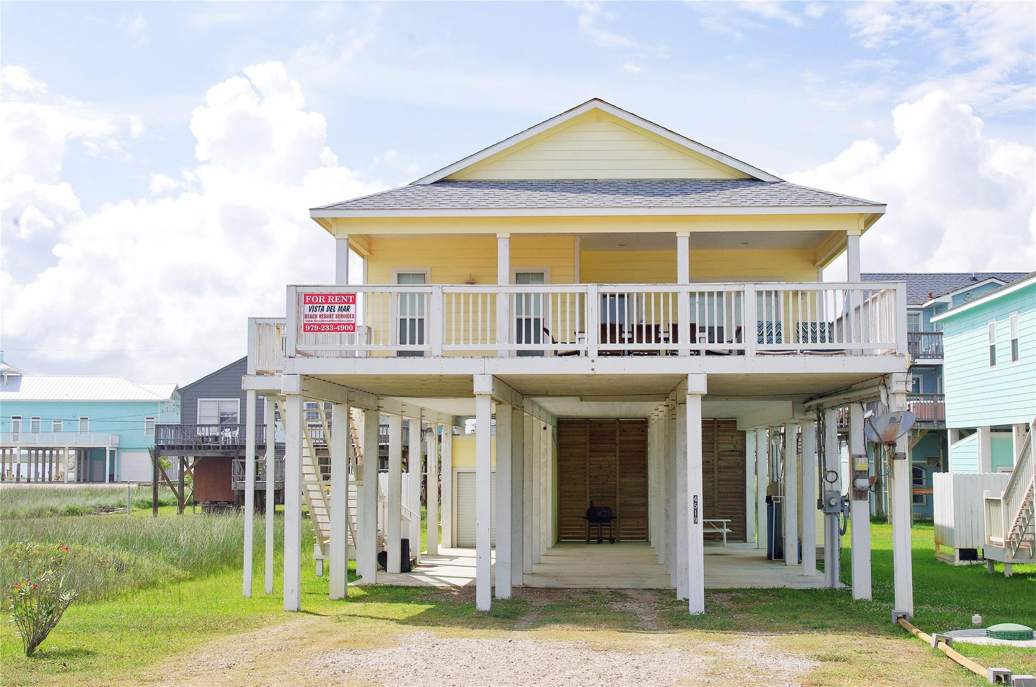 4519 Bluewater Property Photo - Freeport, TX real estate listing