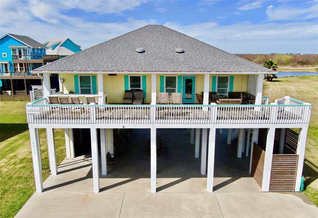 4017 Biscayne Beach Road, Port Bolivar, TX 77650 - Port Bolivar, TX real estate listing