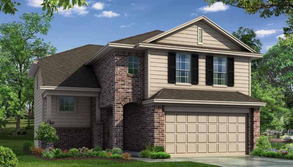 2814 Glenfield Manor Lane Property Photo - Houston, TX real estate listing
