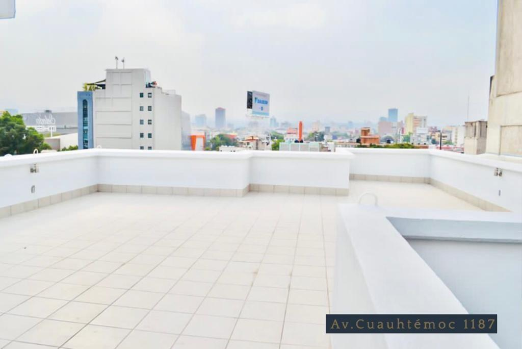 1187 Cuauhtemoc Avenue #501 Property Photo - Mexico City, real estate listing