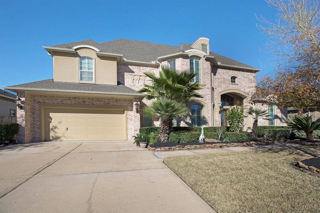 17510 Redleaf Hollow Lane Property Photo - Houston, TX real estate listing