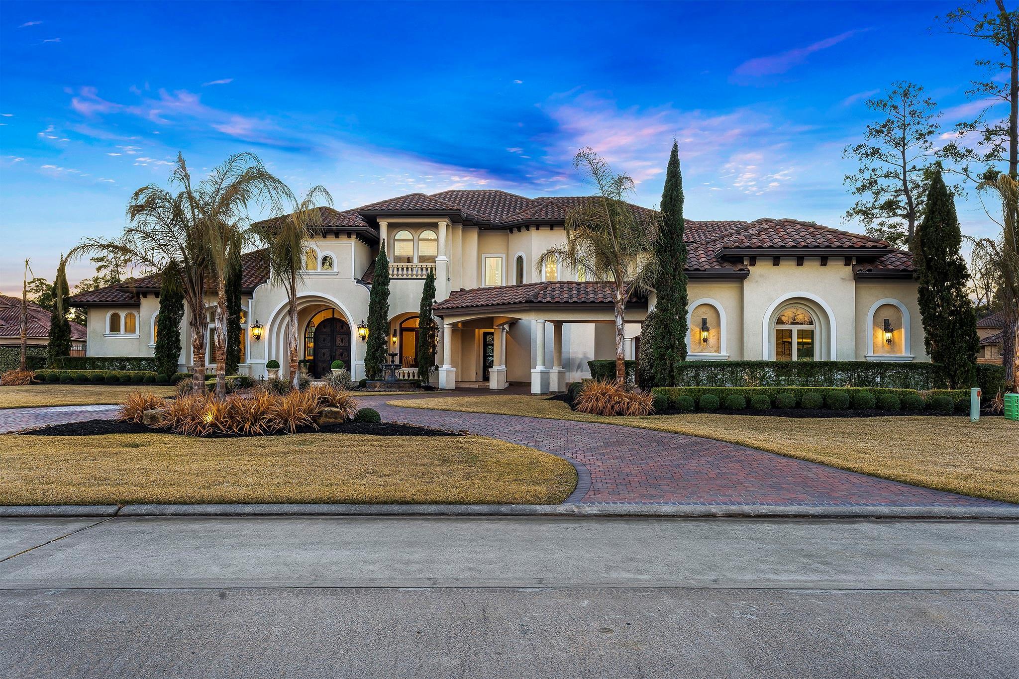 9 Pleasant Shadows Drive Property Photo - Spring, TX real estate listing