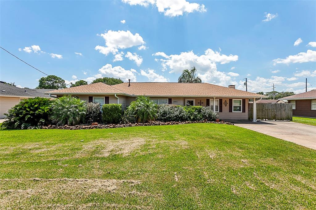 3901 Dunn Street Property Photo - Groves, TX real estate listing