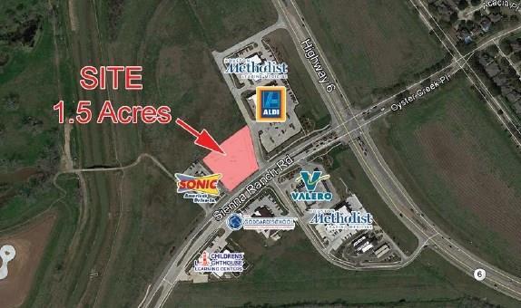 00 Sienna Ranch Rd Property Photo - Missouri City, TX real estate listing