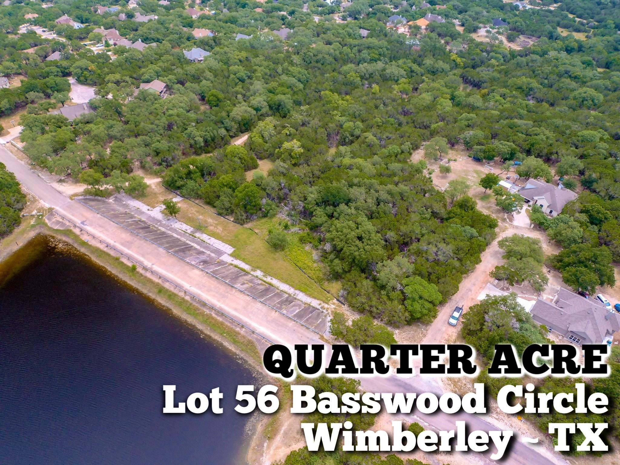 Lot 56 Basswood Circle Property Photo - Wimberley, TX real estate listing