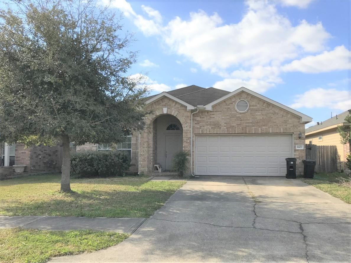 8607 E Highlands Crossing Property Photo - Highlands, TX real estate listing
