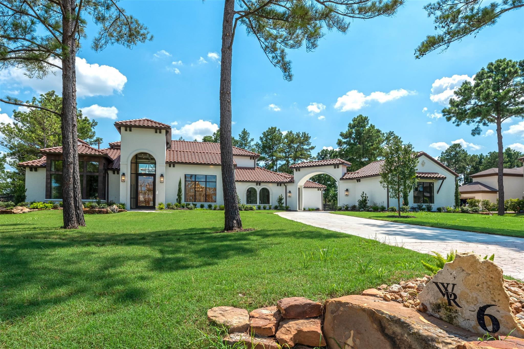 6 Shiloh Arbor Drive Property Photo - Tomball, TX real estate listing