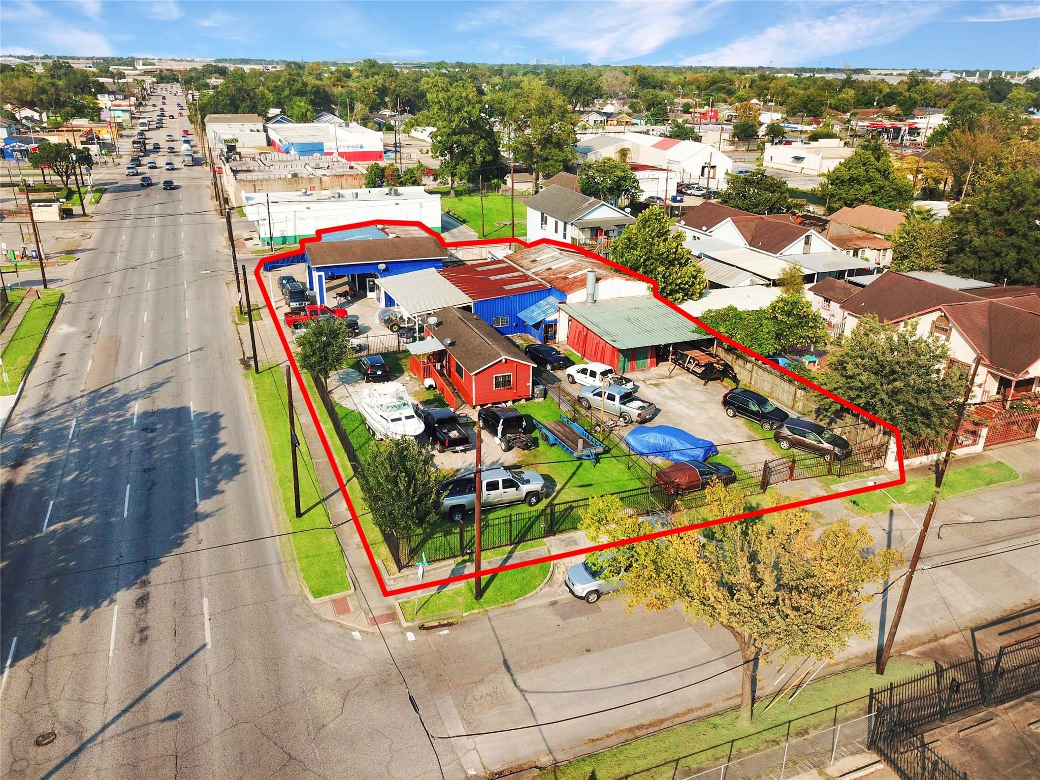 1106 Wayside Drive Property Photo - Houston, TX real estate listing
