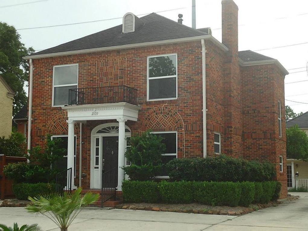 2109 Lexington Street, Houston, TX 77098 - Houston, TX real estate listing