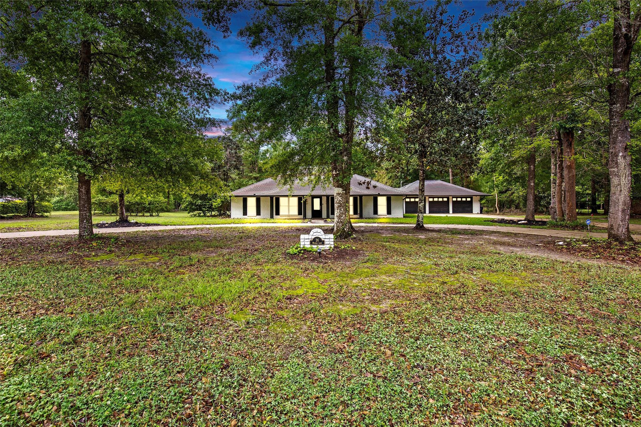 26 Michael Loop Property Photo - Lumberton, TX real estate listing