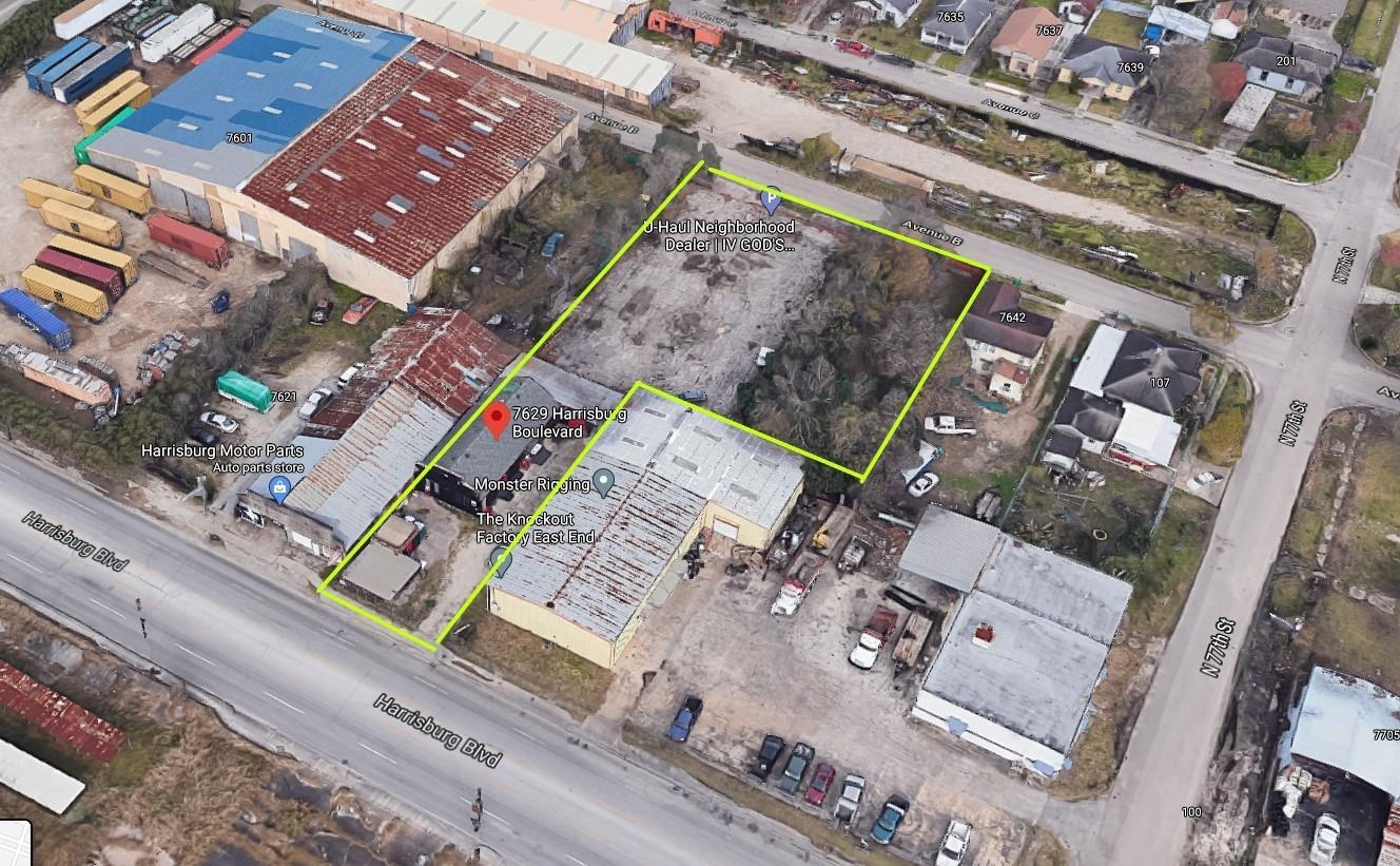 7629 Harrisburg Boulevard Property Photo