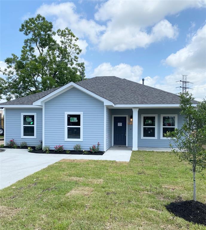 1609 Hendrix Street Property Photo - Houston, TX real estate listing