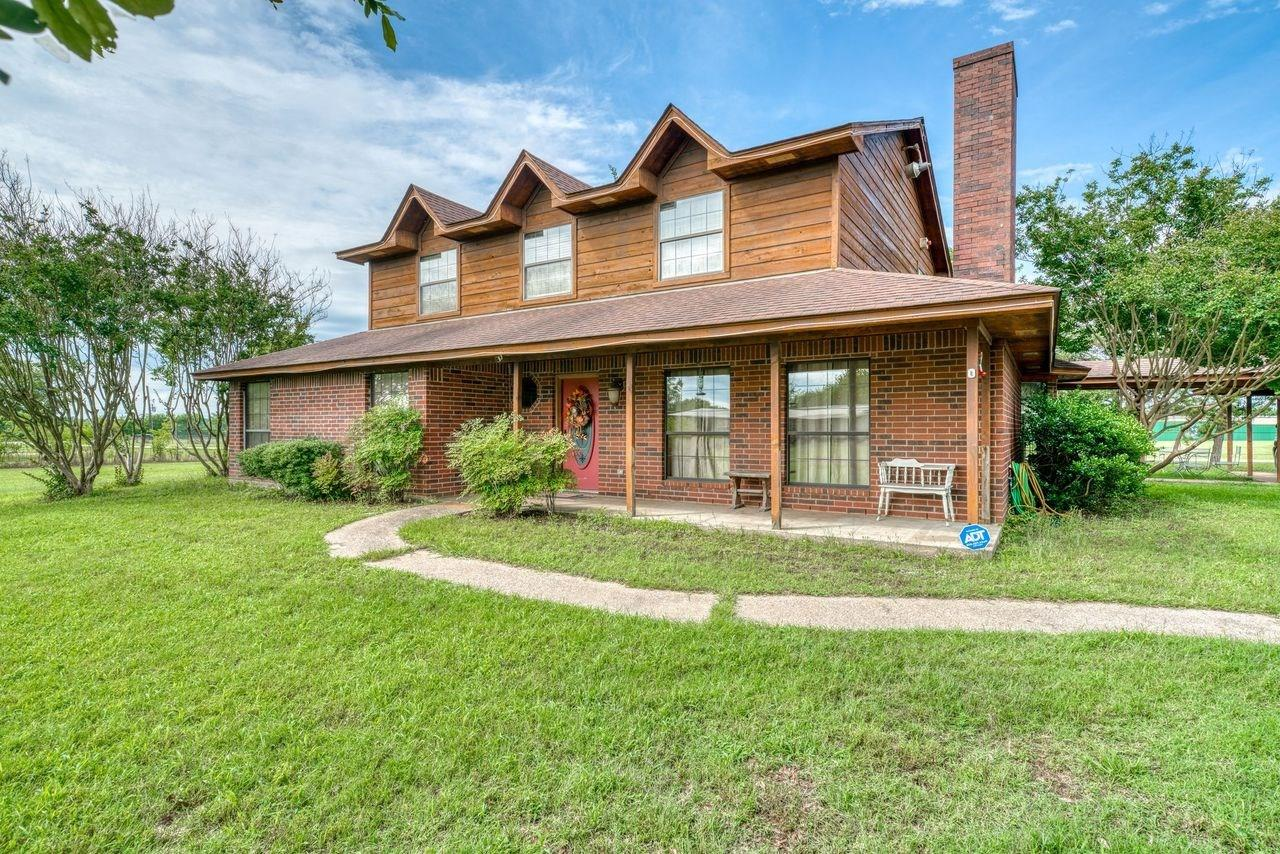 120 Cedar Way Property Photo - Normangee, TX real estate listing
