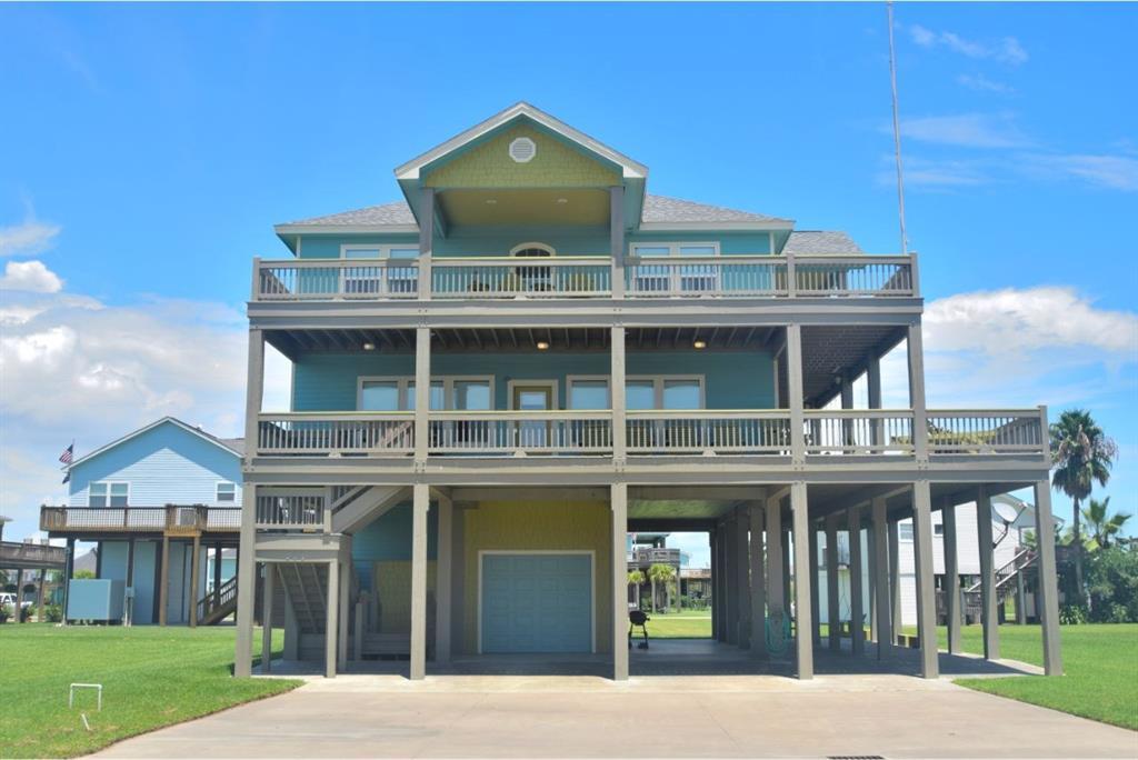 964 Kenlyn Drive Property Photo - Crystal Beach, TX real estate listing