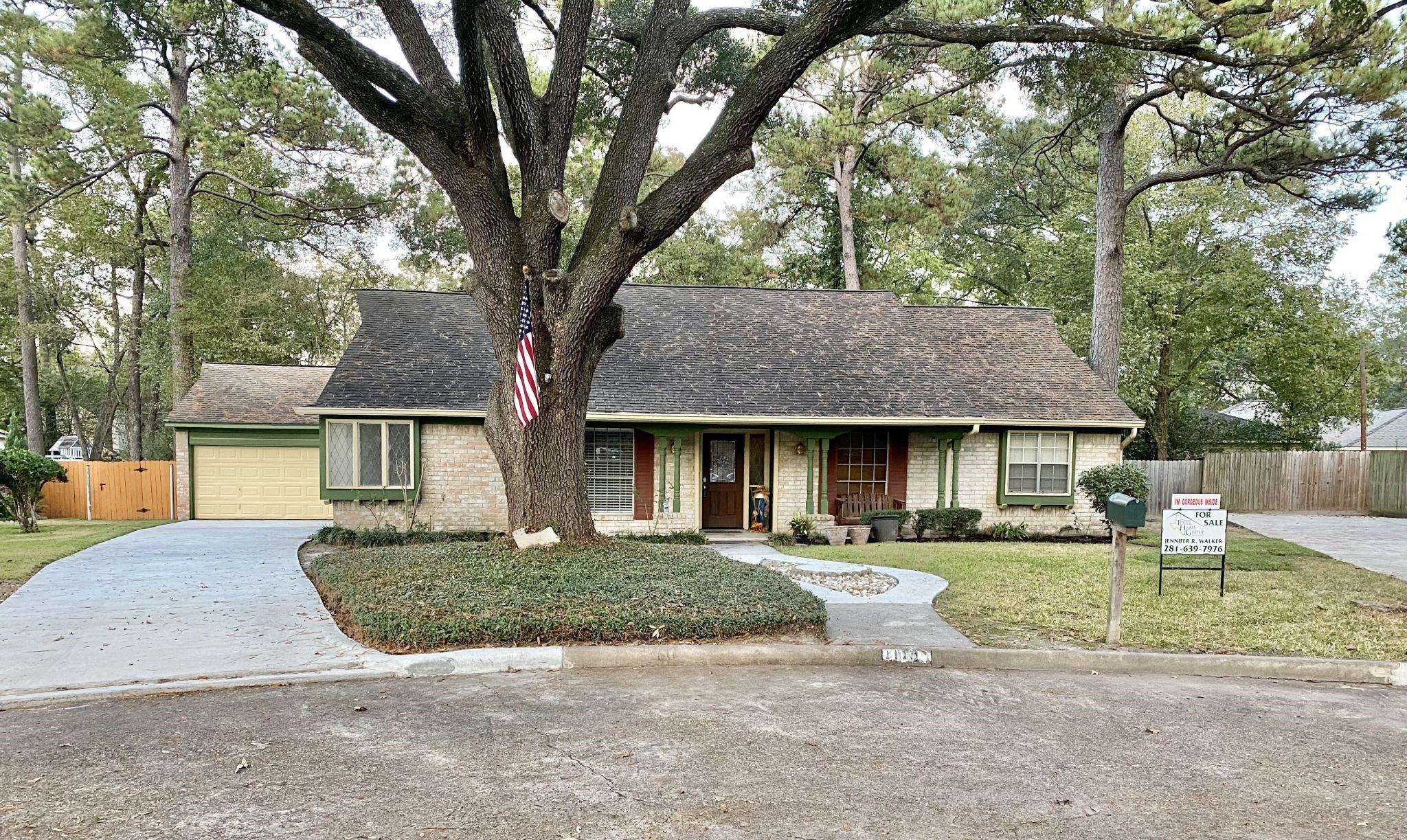 1119 Glouchester Lane Property Photo - Houston, TX real estate listing