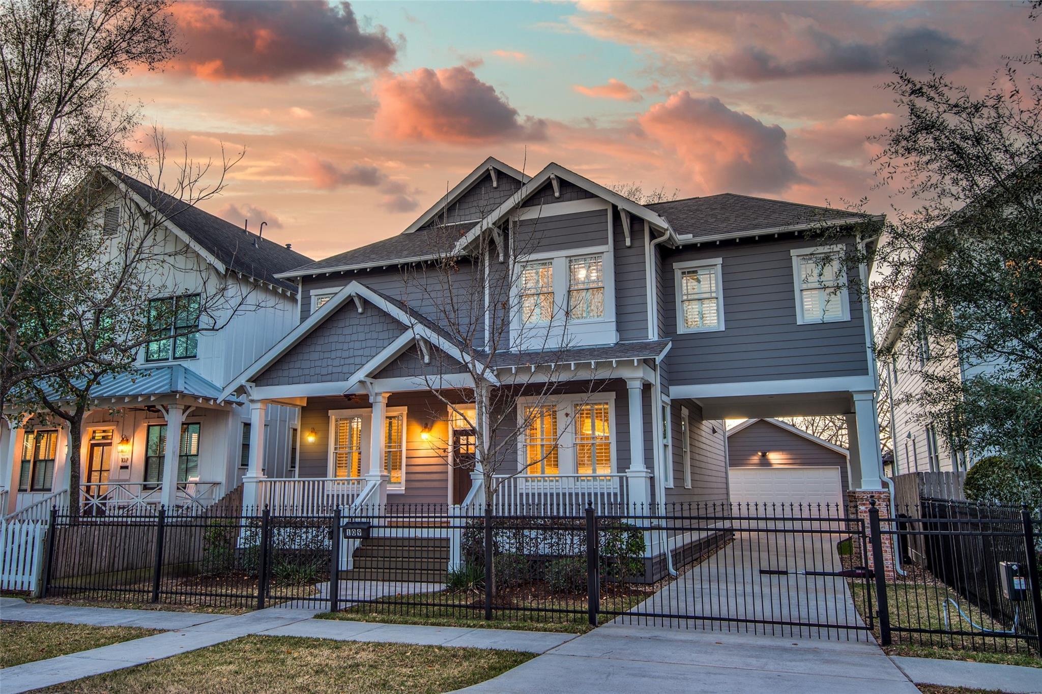 109 Tabor Street Property Photo - Houston, TX real estate listing