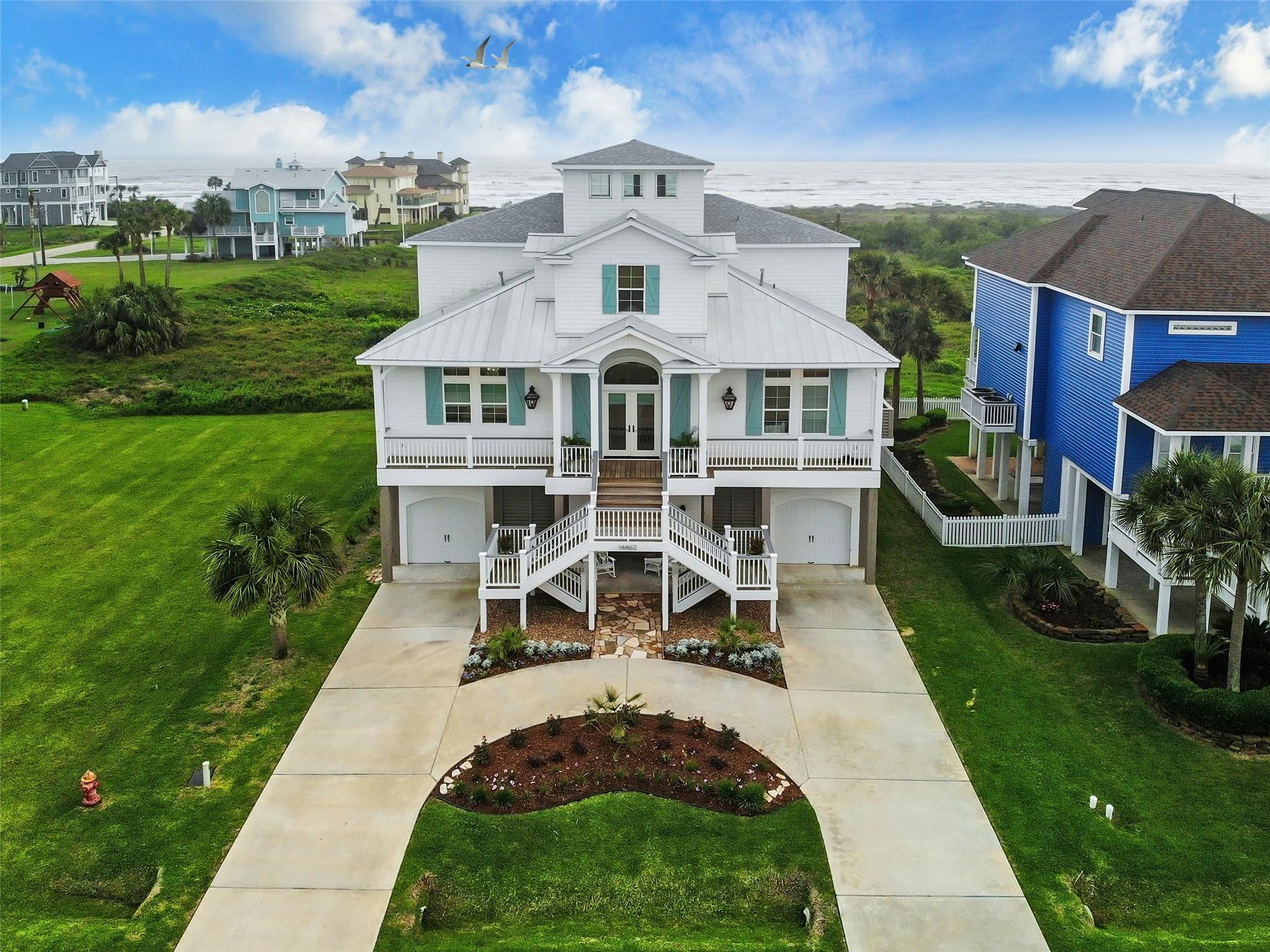 14462 Spyglass Circle Property Photo - Galveston, TX real estate listing