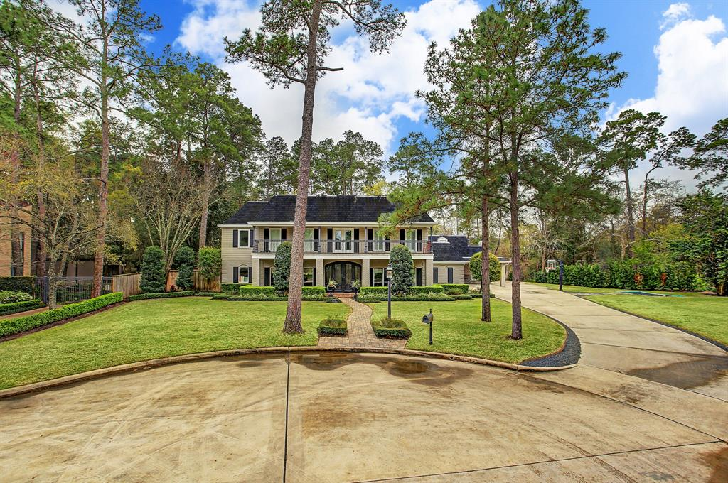 12015 Pebble Hill Drive, Bunker Hill Village, TX 77024 - Bunker Hill Village, TX real estate listing