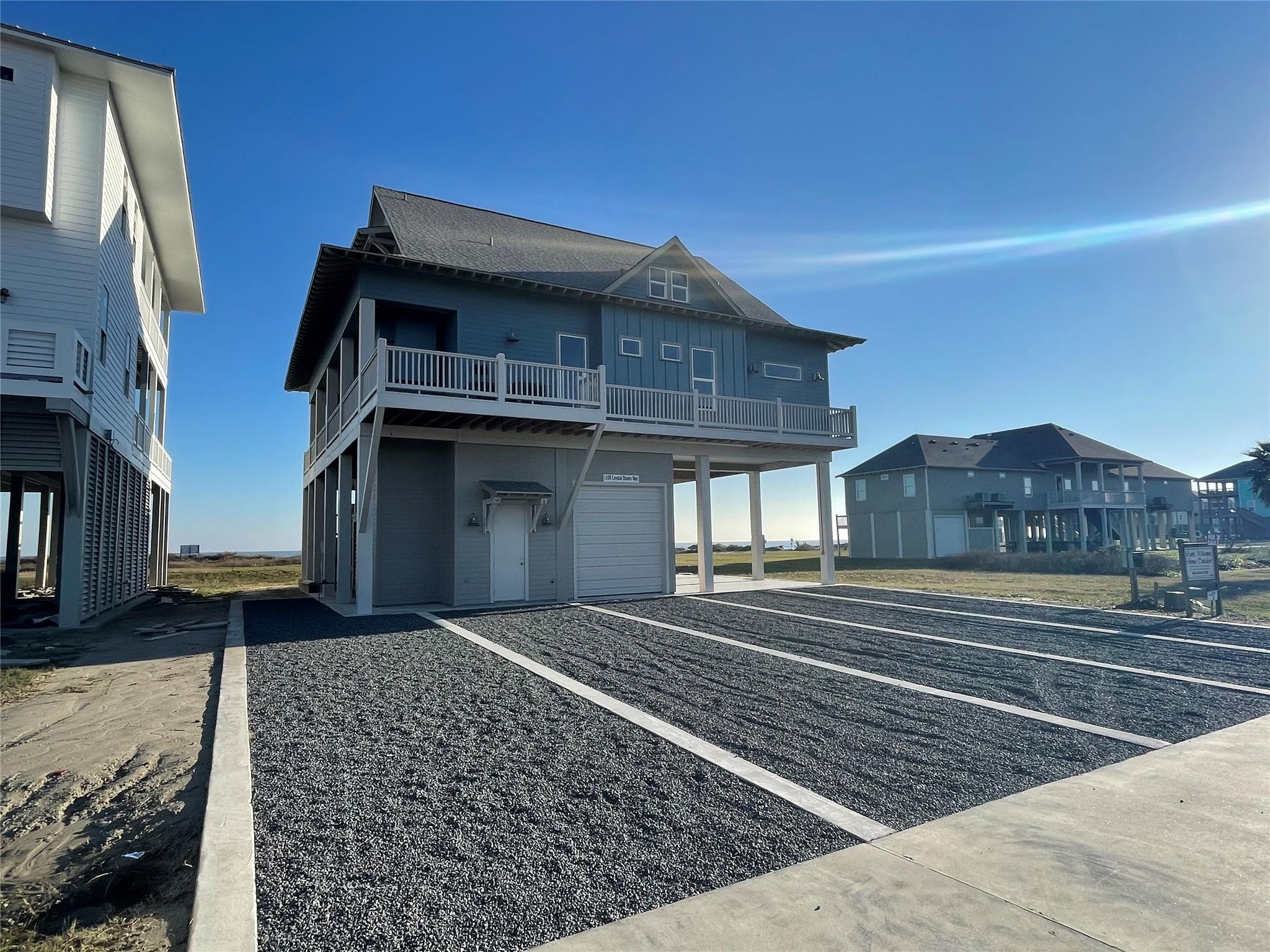 1208 Crystal Dunes Way Property Photo - Crystal Beach, TX real estate listing