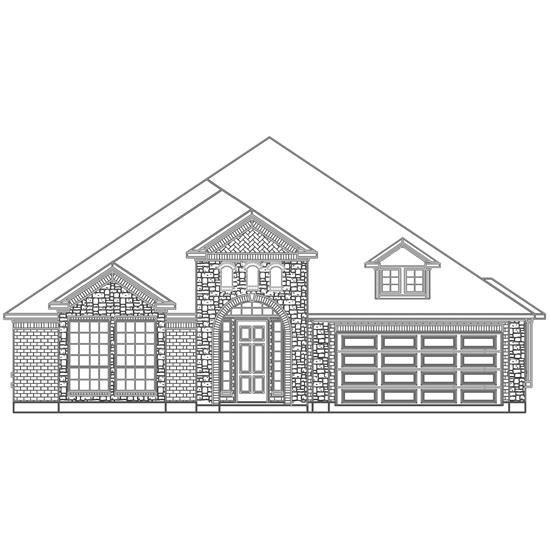 20910 Broadsword Drive Property Photo - Tomball, TX real estate listing