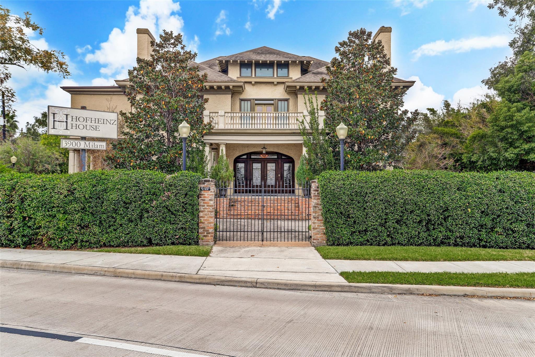 3900 Milam Street Property Photo - Houston, TX real estate listing