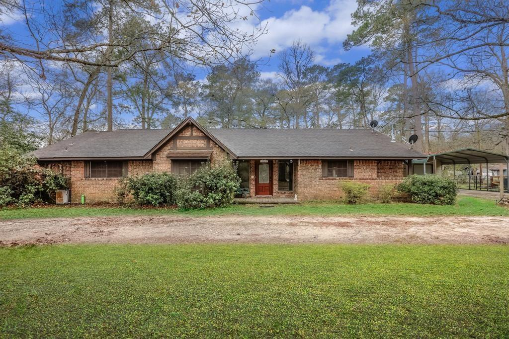 159 Linnwood Drive Property Photo - Woodbranch, TX real estate listing