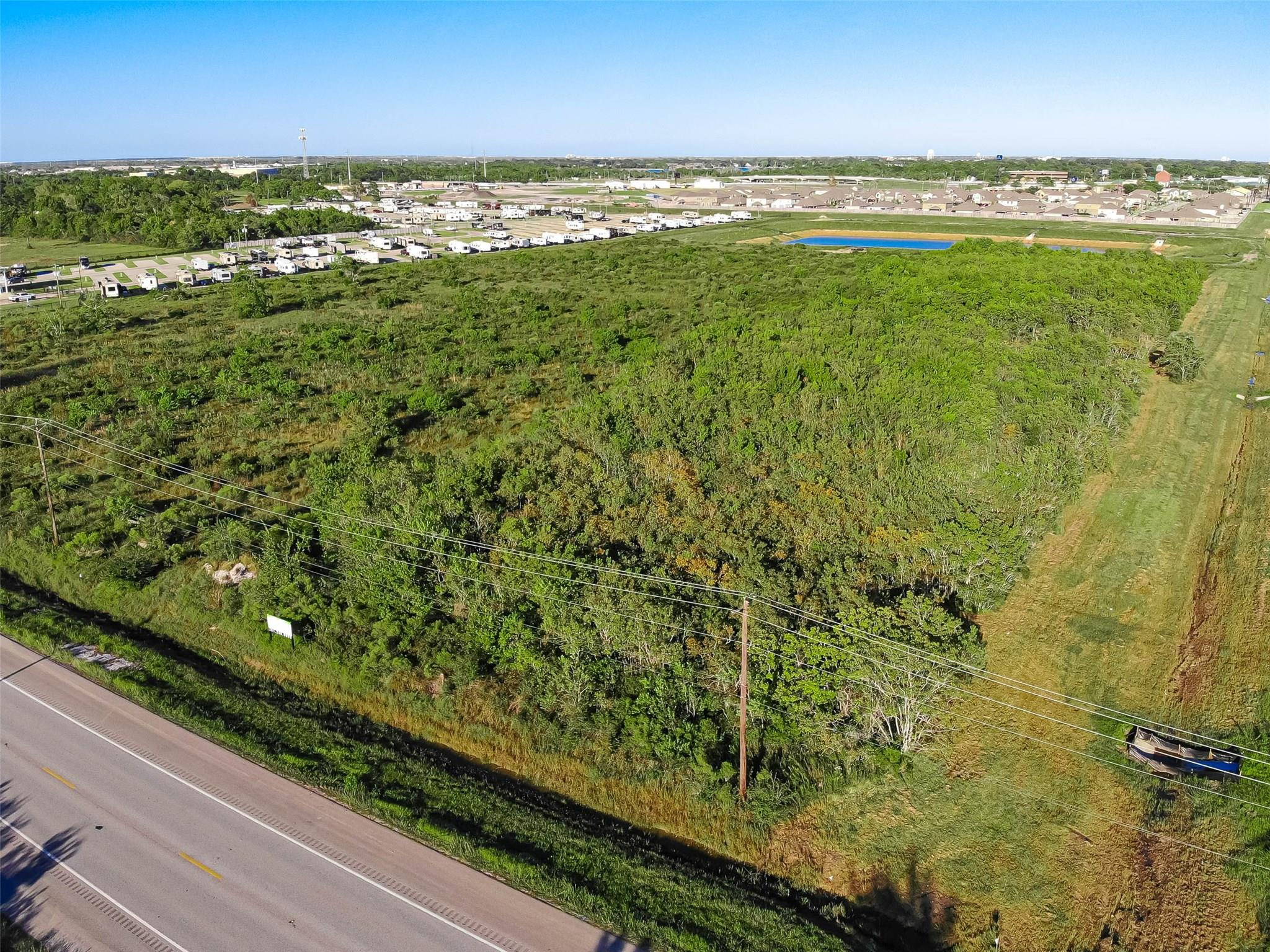 0 FM 2004 Property Photo - La Marque, TX real estate listing