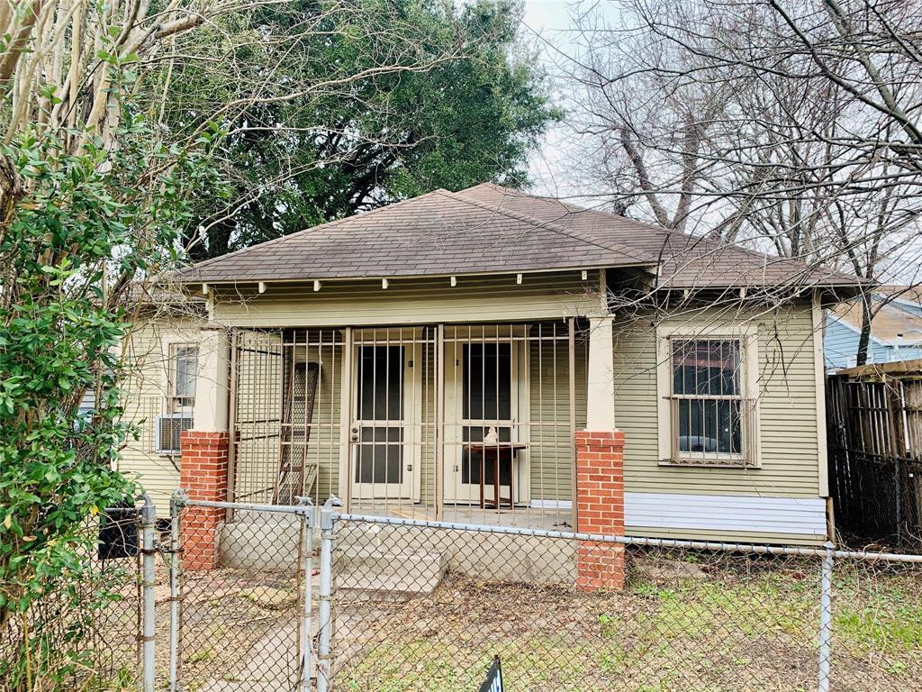 1804 Fletcher Street, Houston, TX 77009 - Houston, TX real estate listing