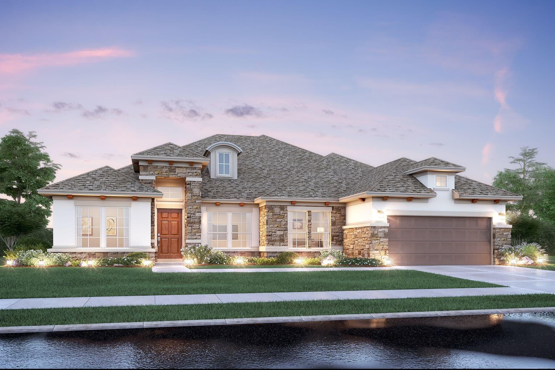 10645 Lake Palmetto Drive Property Photo