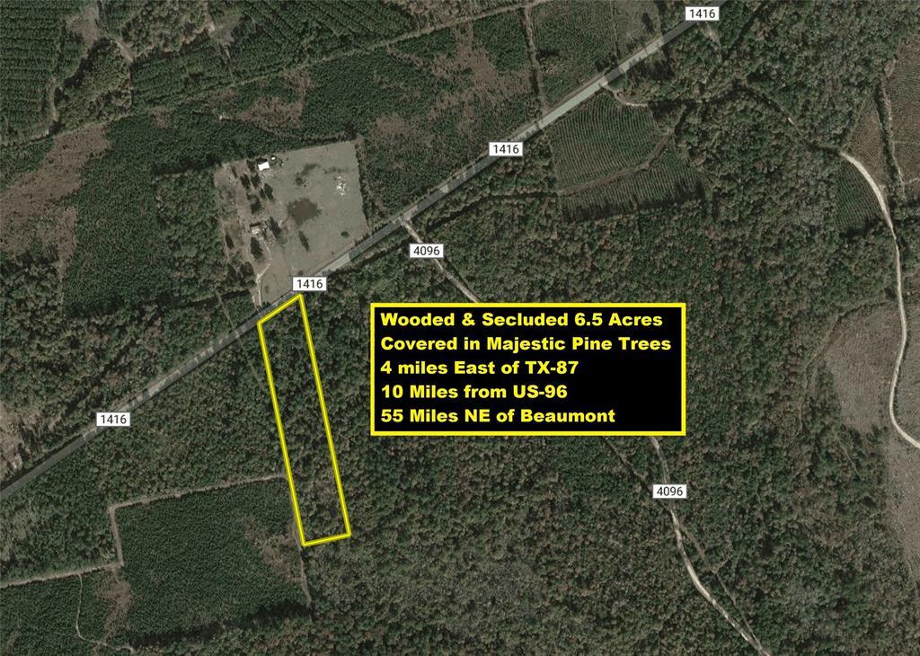 0 Fm 1416, Bon Weir, TX 75928 - Bon Weir, TX real estate listing
