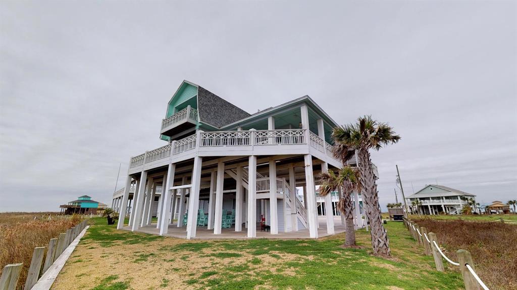 3470 Smiths Point Point, Crystal Beach, TX 77650 - Crystal Beach, TX real estate listing