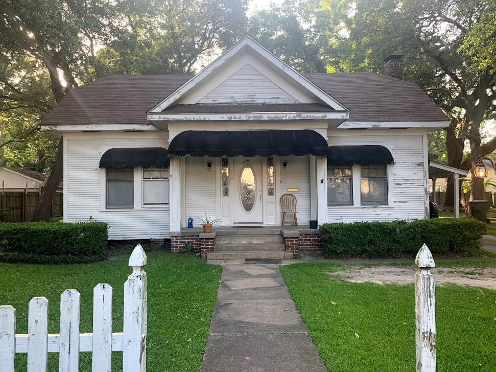 4619 Springdale Street Property Photo - Port Arthur, TX real estate listing