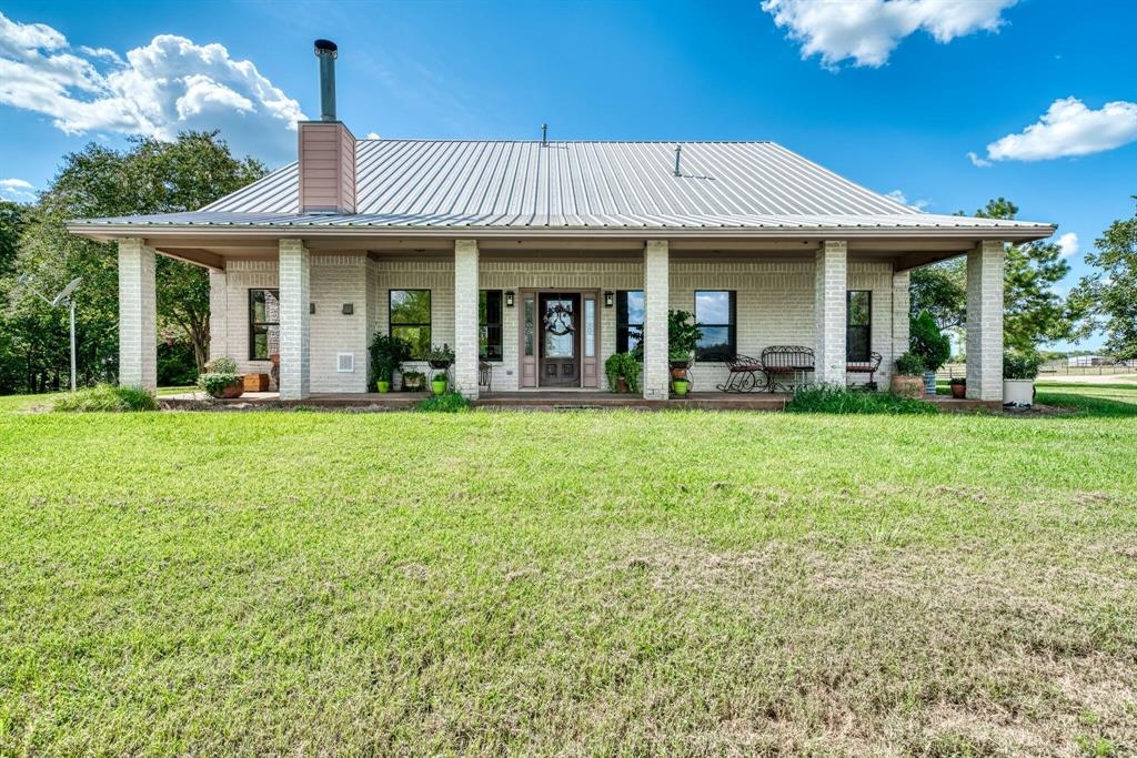 10679 FM 2289 Property Photo - Normangee, TX real estate listing