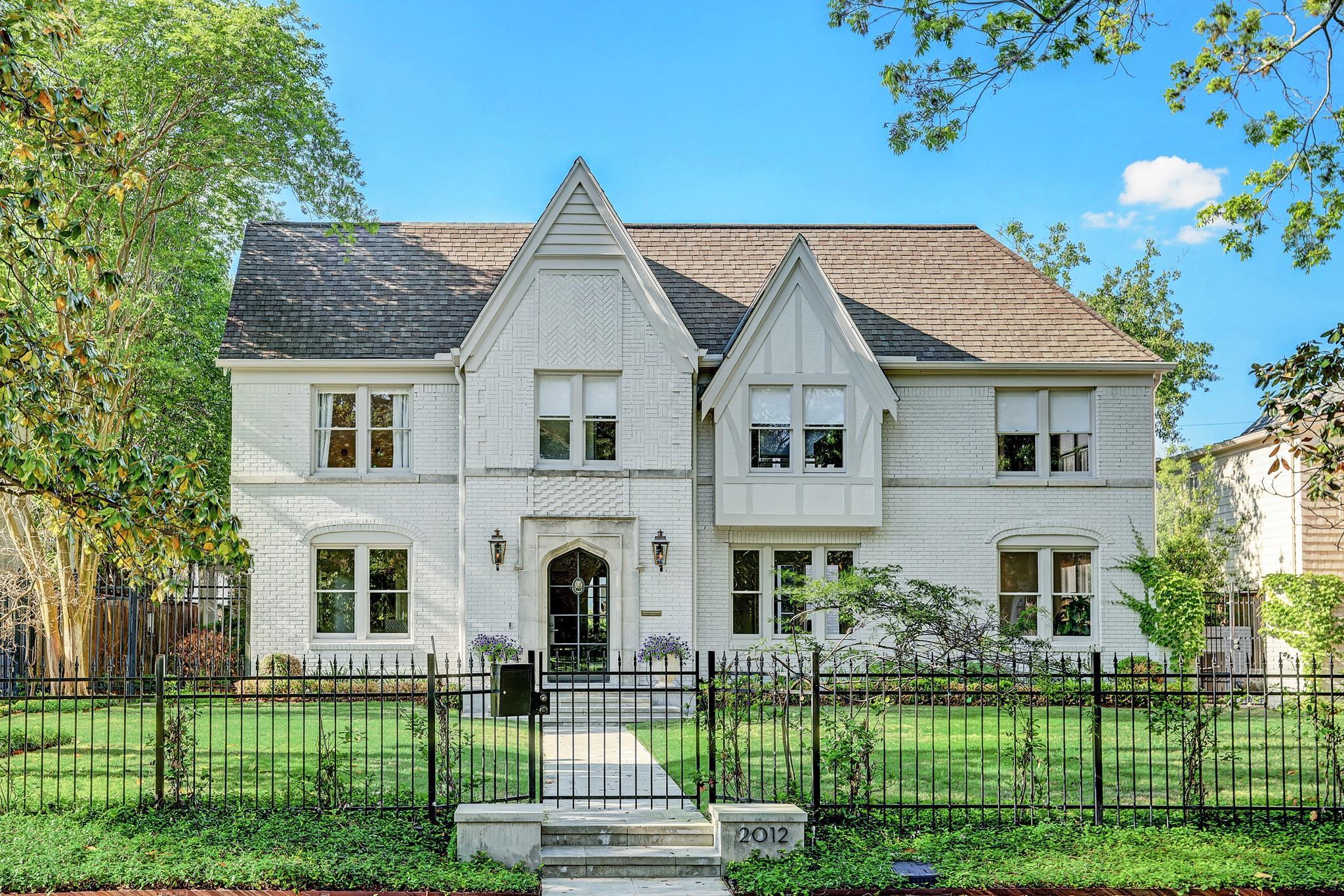 2012 Sunset Property Photo - Houston, TX real estate listing