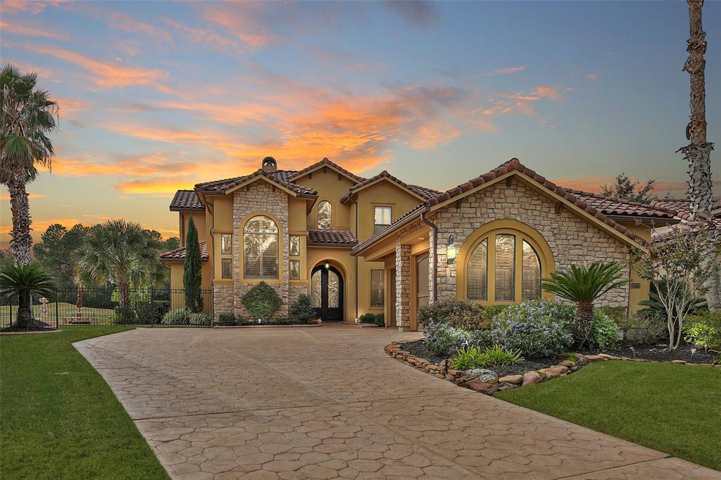 16203 Villa Fontana Way, Houston, TX 77068 - Houston, TX real estate listing
