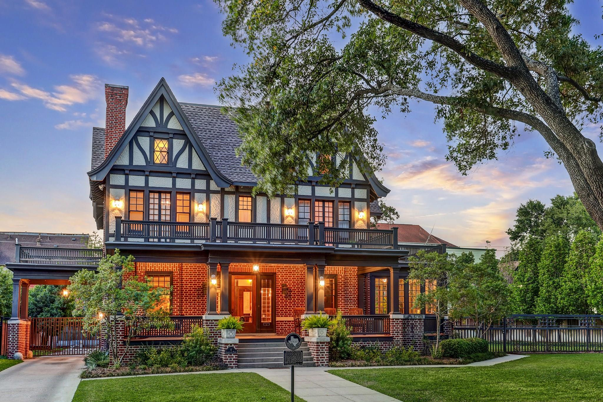 4 Courtlandt Place Property Photo - Houston, TX real estate listing