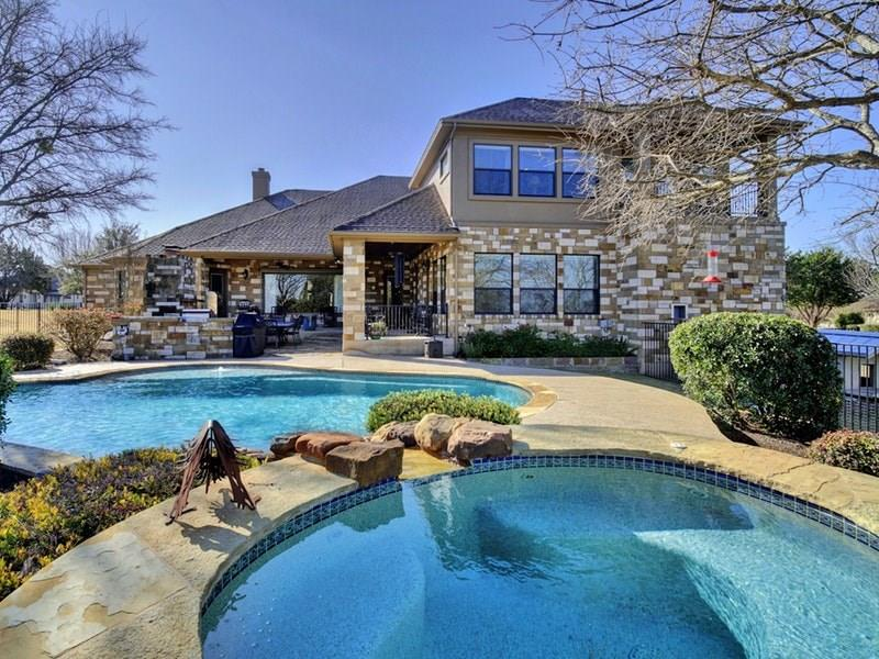 405 Sunset Ridge Property Photo - Georgetown, TX real estate listing