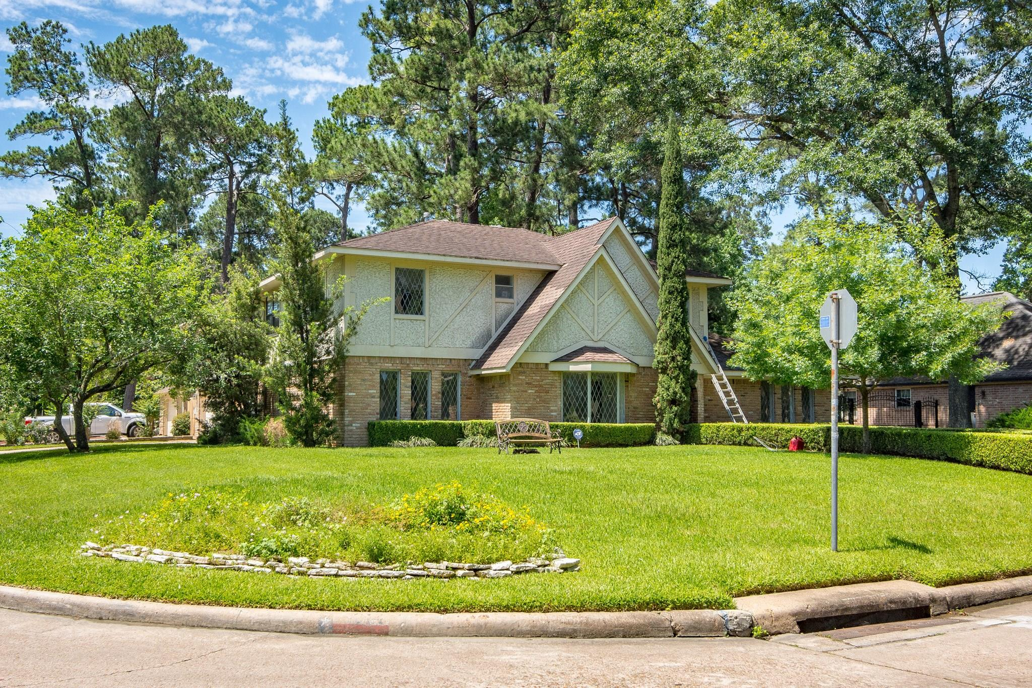 5214 LODGE CREEK Drive Property Photo - Houston, TX real estate listing