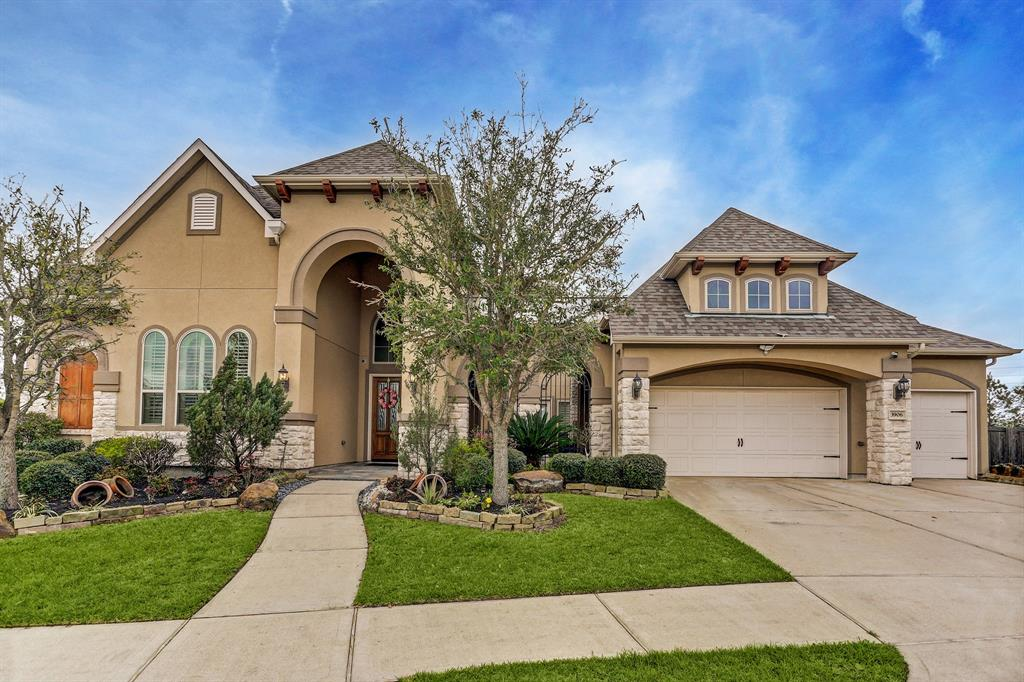 3906 Cliff Rose Court Property Photo - Manvel, TX real estate listing