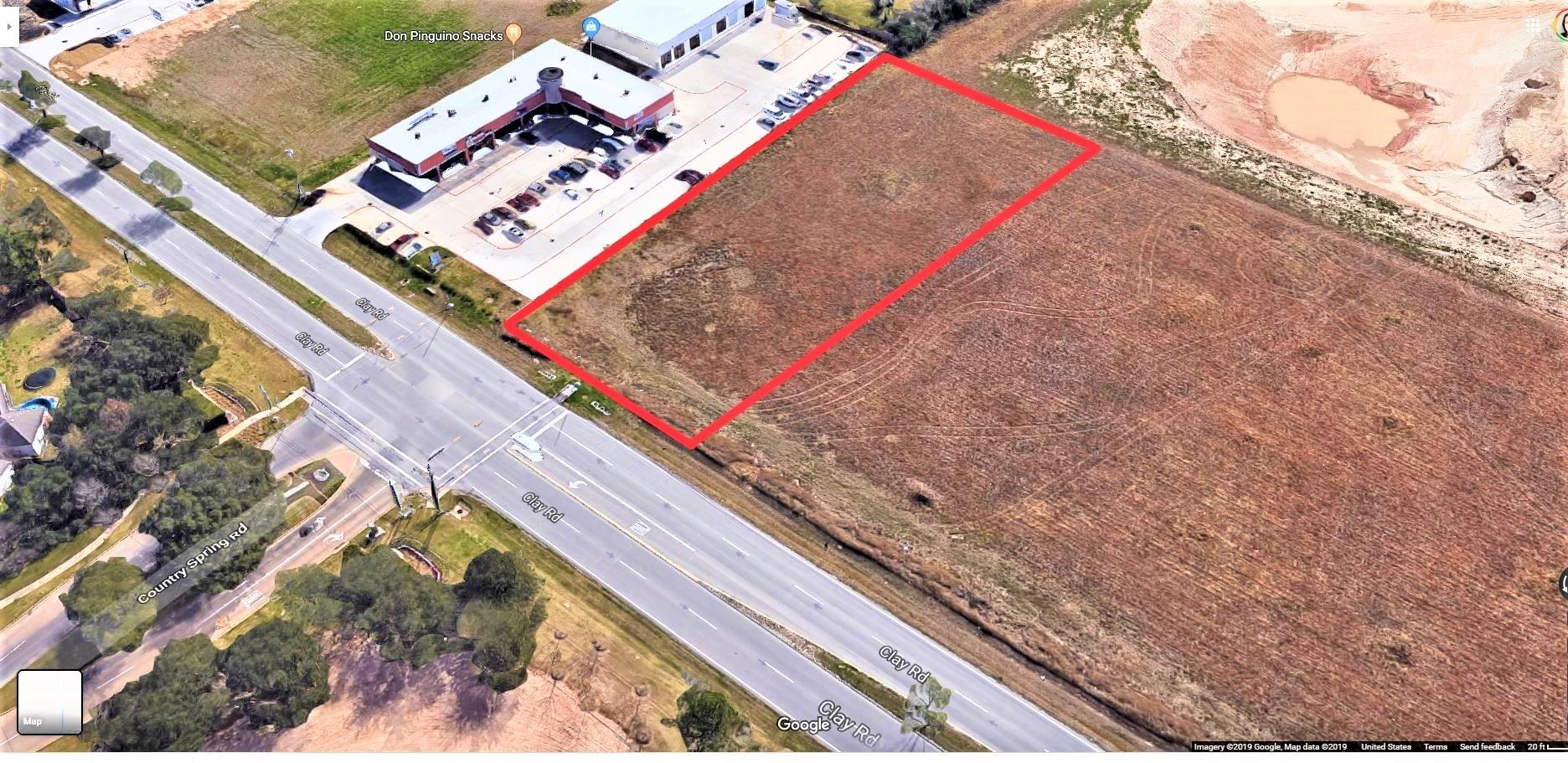 0 0 Clay Road Property Photo - Houston, TX real estate listing
