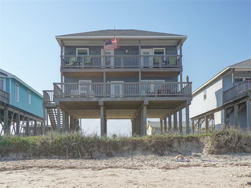119 Beach, Surfside Beach, TX 77541 - Surfside Beach, TX real estate listing