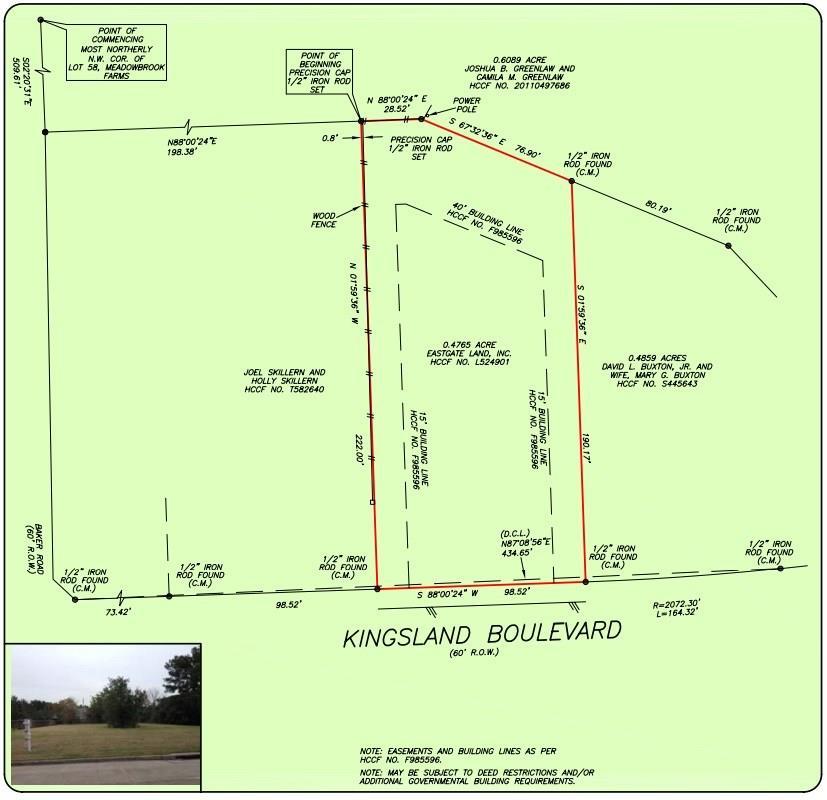 18810 Kingsland Property Photo - Houston, TX real estate listing