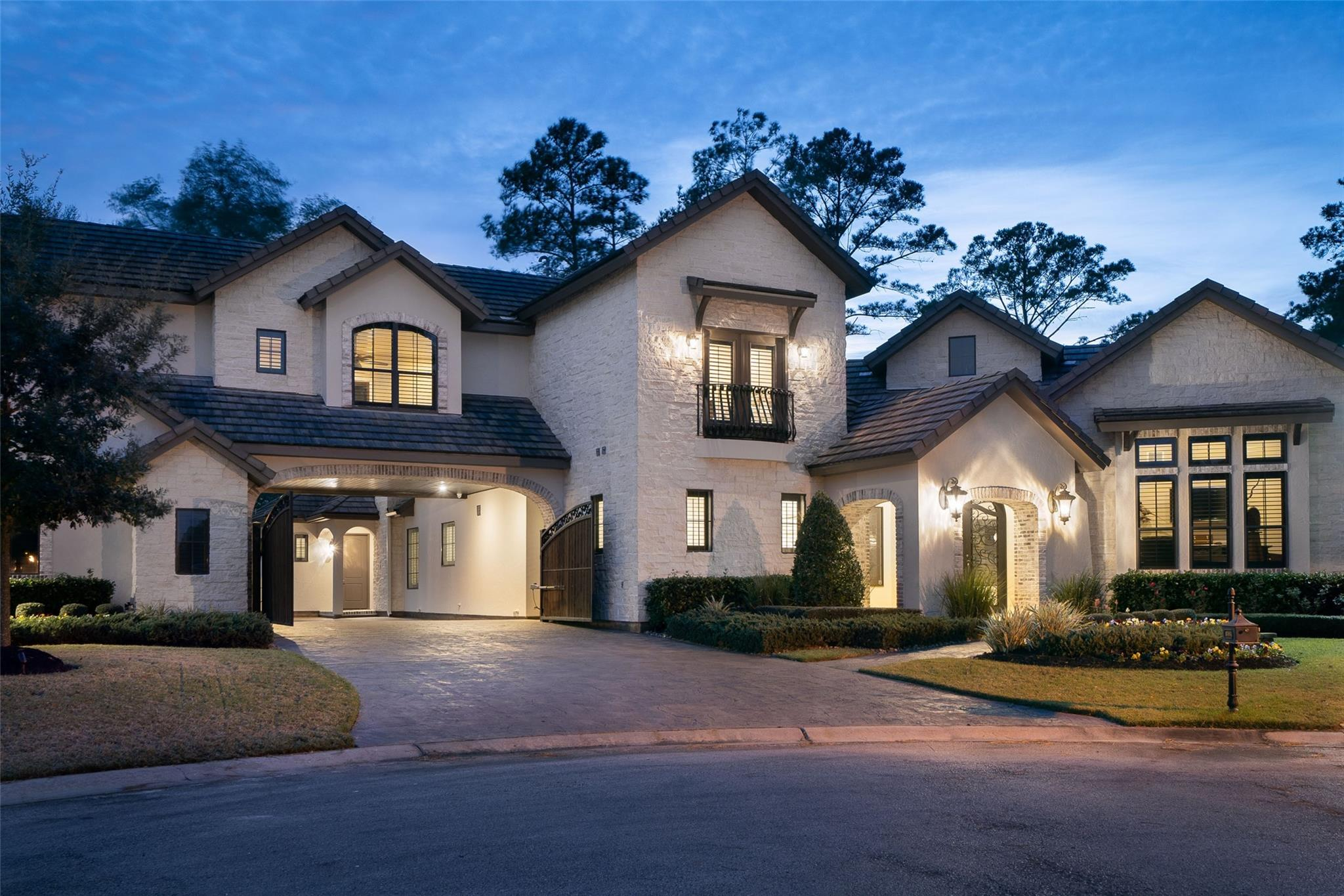 15051 Cathedral Falls Drive Property Photo - Cypress, TX real estate listing
