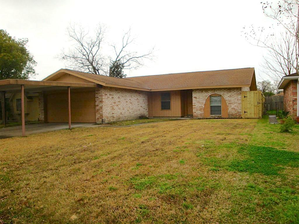 727 Doncrest Street Property Photo - Channelview, TX real estate listing